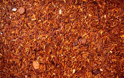 Rooibos Kilkenny con cacao, chocolate, whisky y nueces